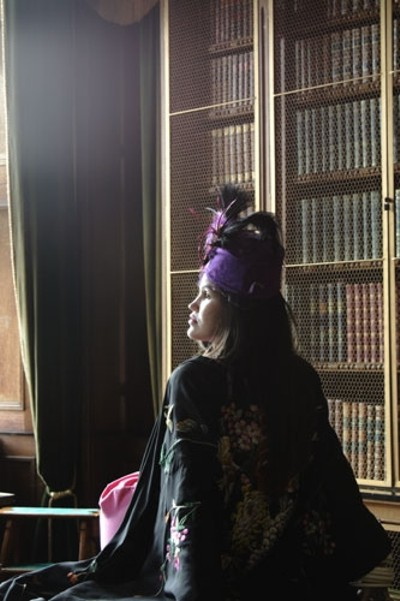 Longleat Anna Os incríveis chapéus londrinos da brasileira Cristina Eastwood