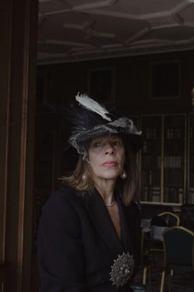 Longleat Cristina Os incríveis chapéus londrinos da brasileira Cristina Eastwood