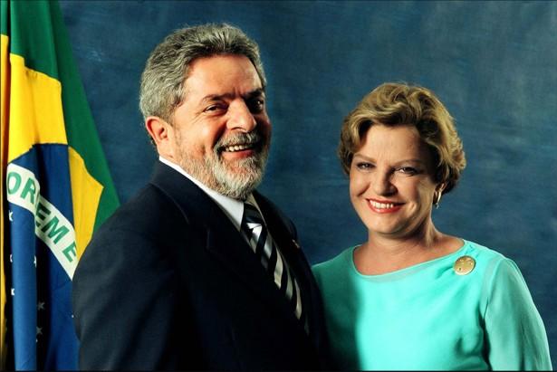 DONA MARISA E LULA Marisa Letícia Lula da Silva: as palavras que precisavam ser ditas