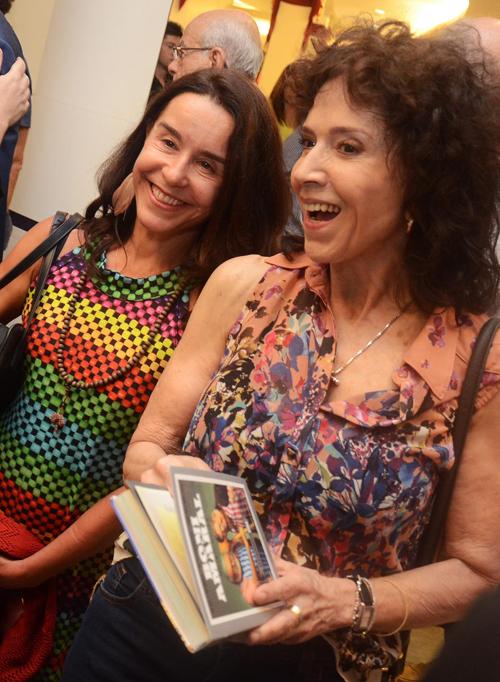 Boni-Lucelia Santos e Iona Magalhaes