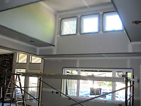 Dormer, shed dormer, awning windows, natural light, raised ceiling, ventilation