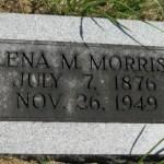 Lena M. Morriss