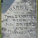 Marium Pickett Sanders