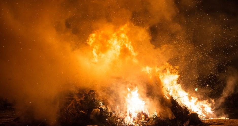 Burn Pits The New Agent Orange Hill Ponton P A