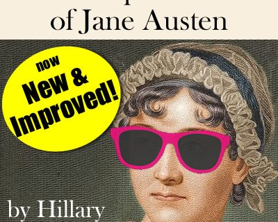 6 Jane Austen novels. 9 genres. 1 epic new comedy.