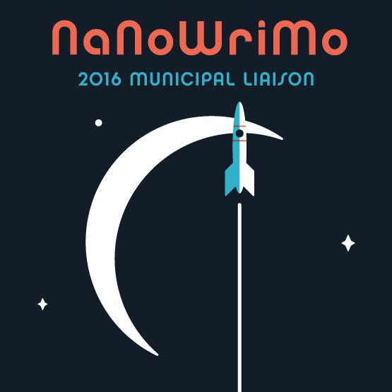 NaNoWriMo ML Badge
