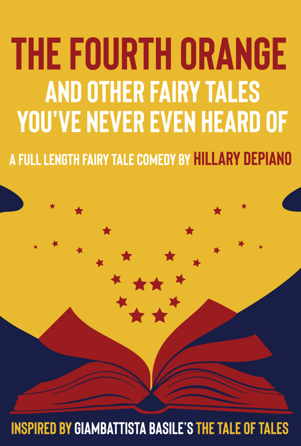 The Fourth Orange and Other Fairy Tales You've Never Even Heard Of cover image