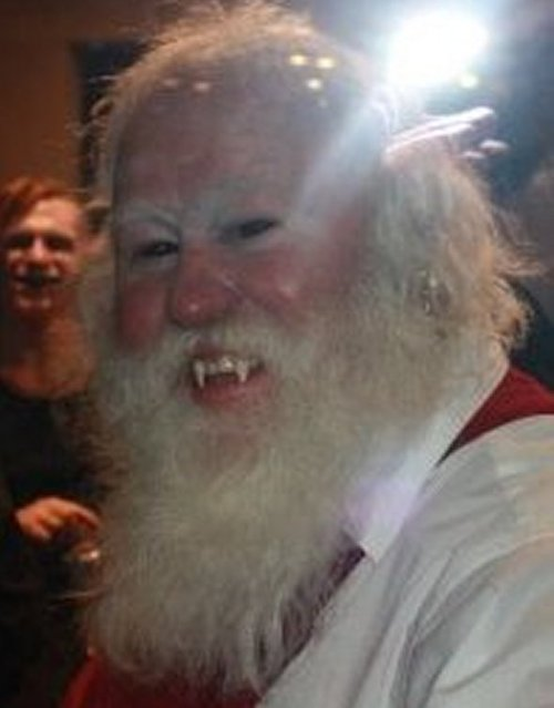 (via Letters For George: Yes Virginia, Santa Is A Vampire!)