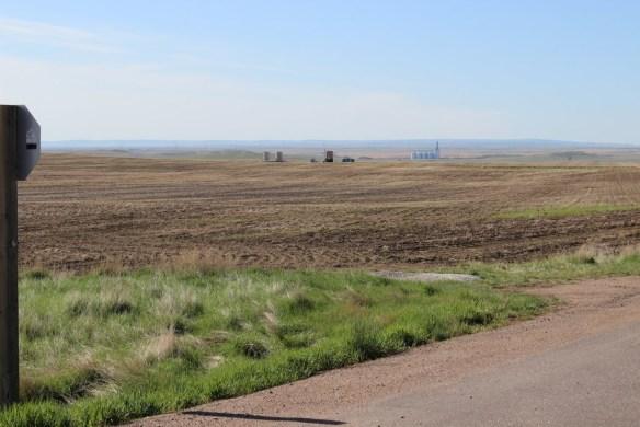 Dunmore, Alberta, on the way to Maple Creek, Saskatchewan