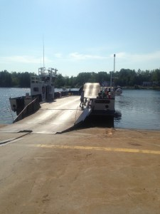 Little Narrows ferry