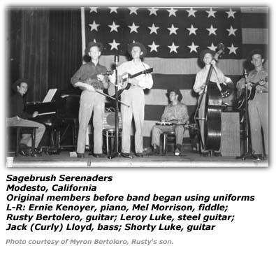 Image result for Hugh Cameron & The Sagebrush Serenaders