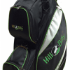 Hill Billy Deluxe Lite Cart Bag Black and Green