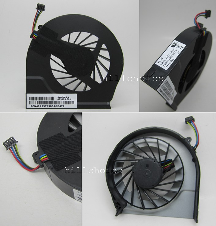 G6 Cooling Hp Pavilion Fan