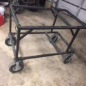 Double Kart Stand