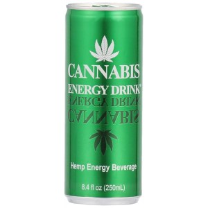 TX cannabis energy drink