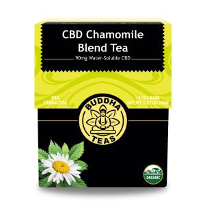 New Braunfels CBD tea