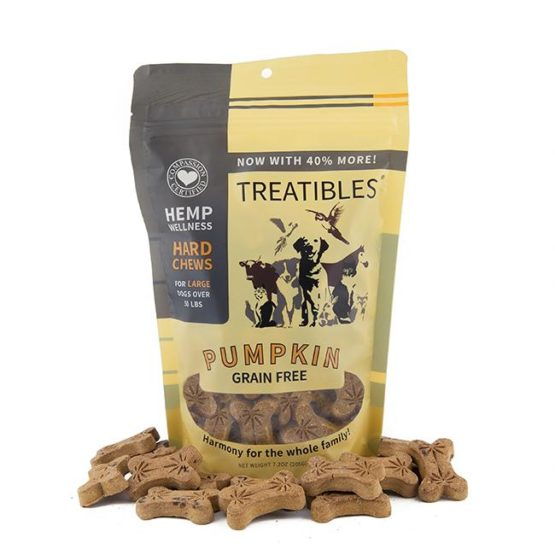 New Braunfels Hemp Pet Treats