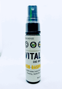 Vitality Oral CBD Spray | Hill Country Pharm Haus