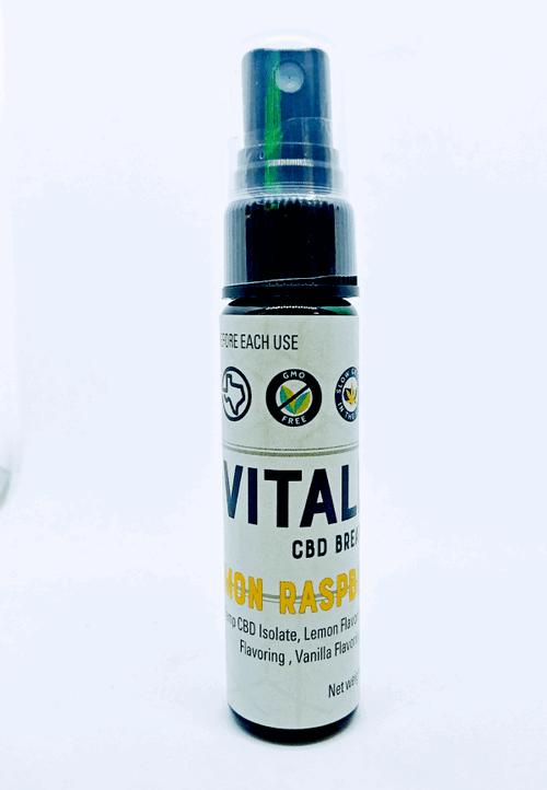 Vitality Oral CBD Spray | Hill Country Pharm Haus