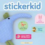 StickerKid Logo