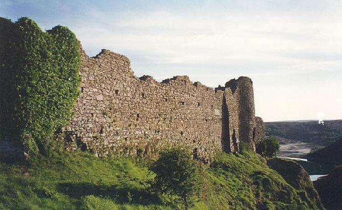 Penard Castle Gower