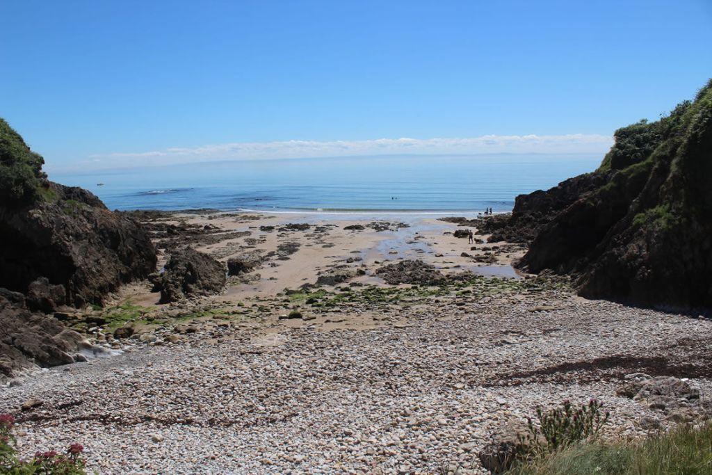 Gower Beaches - Brandy cove