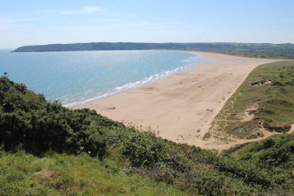 Gower Beaches - Nicholastone Burrows Crawley Woods