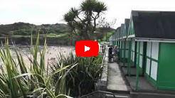 Langlnd beach huts