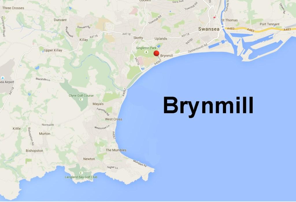 Swansea Bay - Brynmill