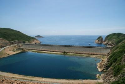 萬宜水庫東壩