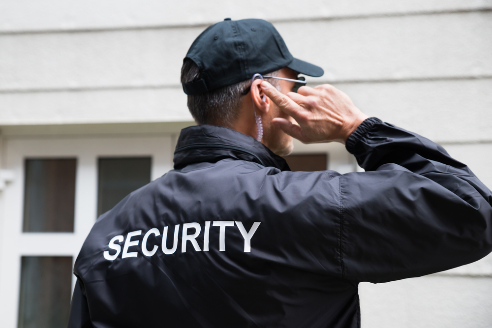 Security Guard Service in Los Angeles