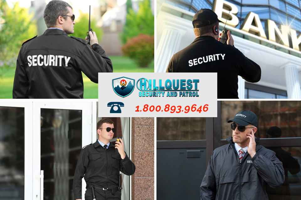 What Our Bank Security Services in Los Angeles Offer