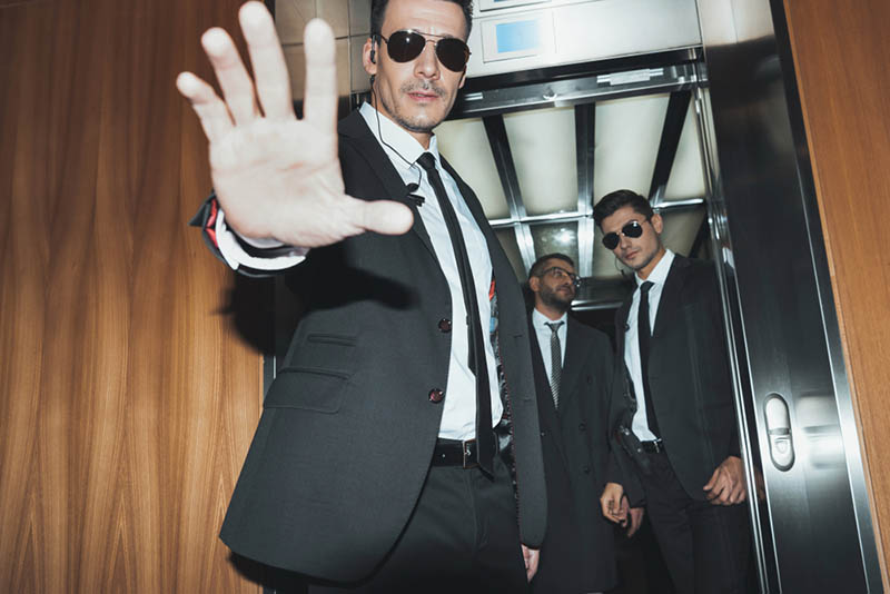 Best Bodyguard Services in Hollywood