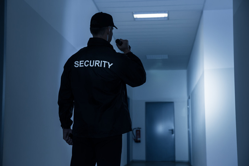 Improving Your Security Patrol in Beverly Hills