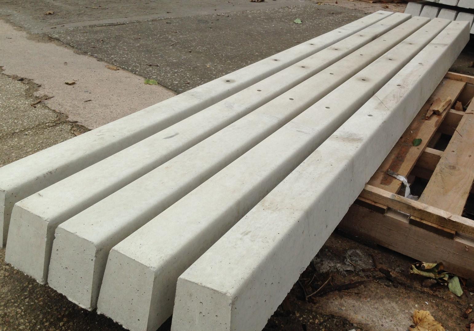 Universal Concrete Fence Posts Hillsborough Fencing