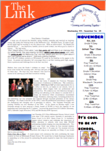 The Link 2015 Issue 34