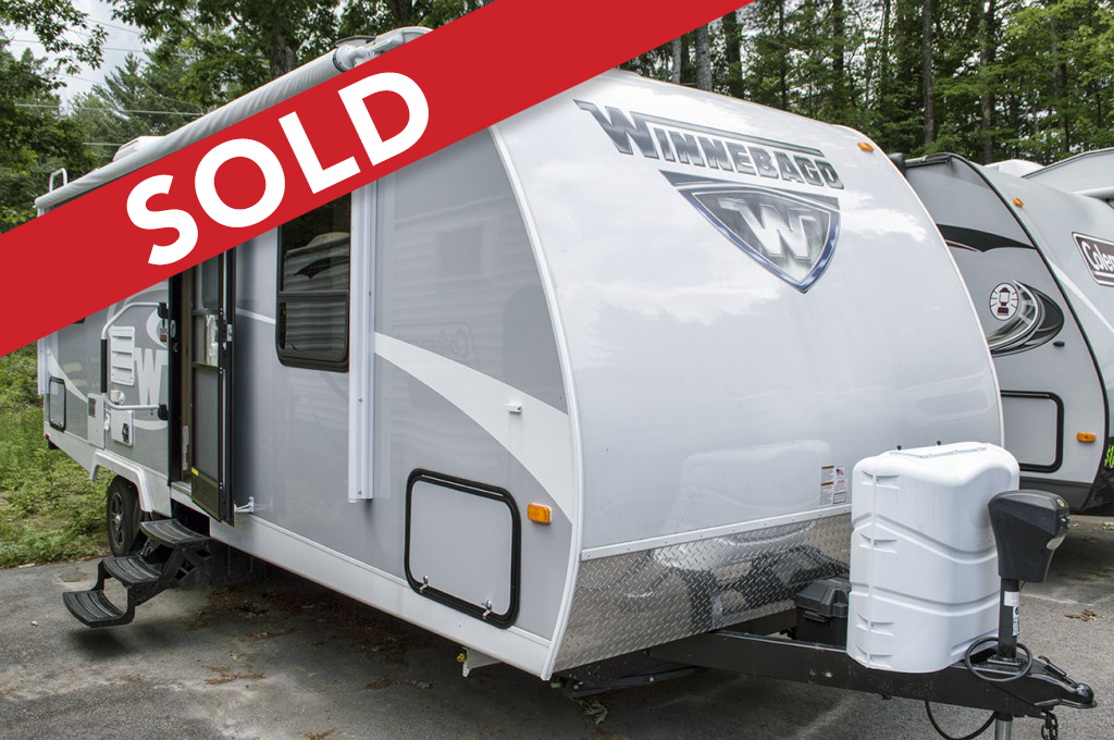 - SOLD! 2017 Winnebago Minnie 2500RL Image