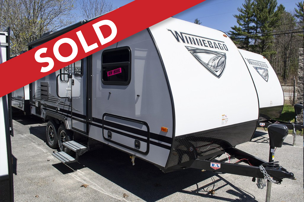- SOLD! 2020 Winnebago Micro Minnie 2108TB Image