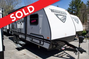 - SOLD! 2020 Winnebago Micro Minnie 2108TB Image