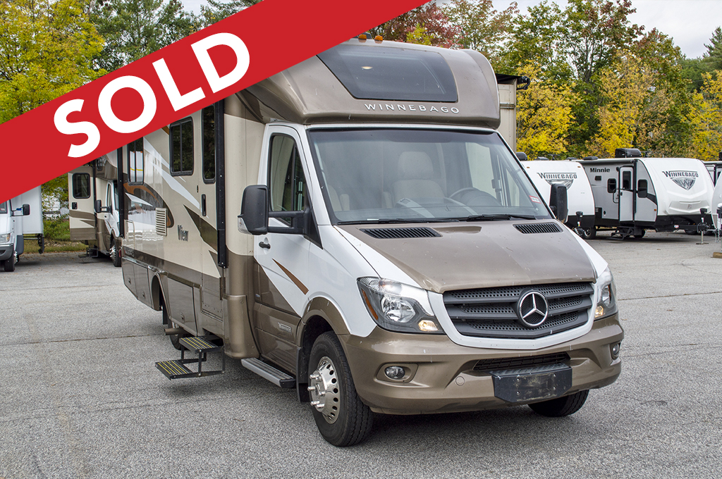 - SOLD! - 2017 Winnebago View Profile 24V Image