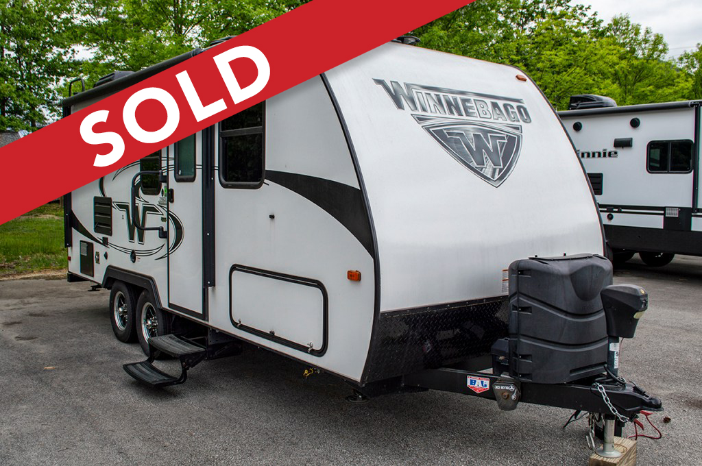 - SOLD! - 2018 Micro Minnie 2106DS Image