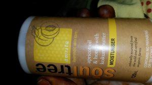Soultree moisturiser