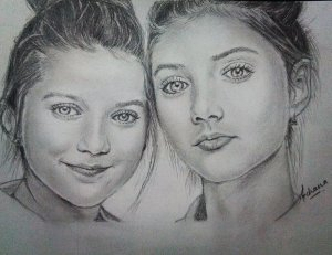 Sketches by Archana