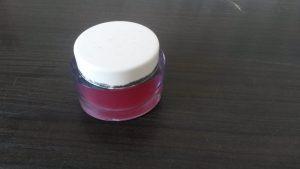 Cherry lipscrub
