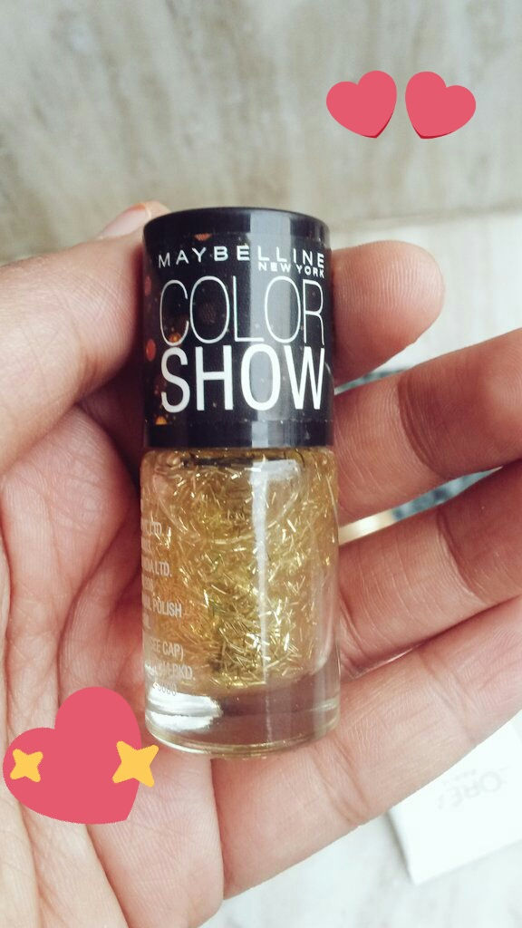 Dreams Of Gold Review MNY Nailpaint