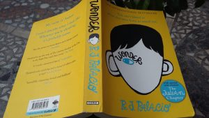 Wonder Book Review by R.J Palacio
