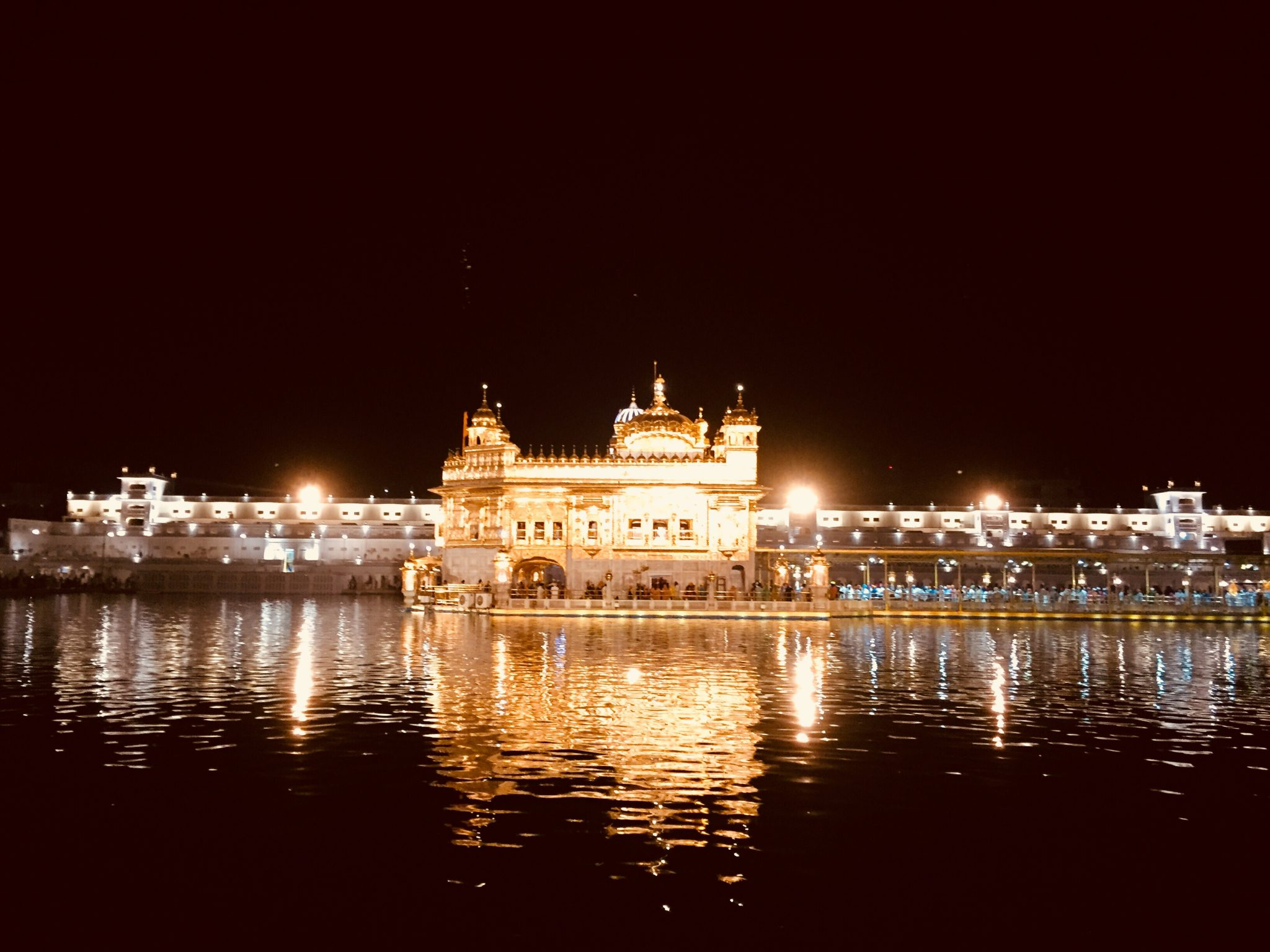 My experience of visiting Golden Temple Amritsar
