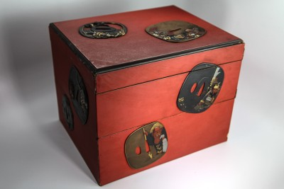 Hill-Stead Boxes Obento Red overview