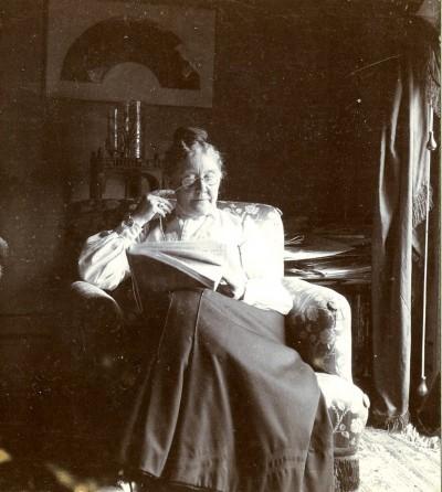 Portrait of Mary Cassatt