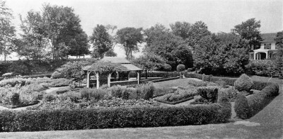 sunken garden, HSM #643.4